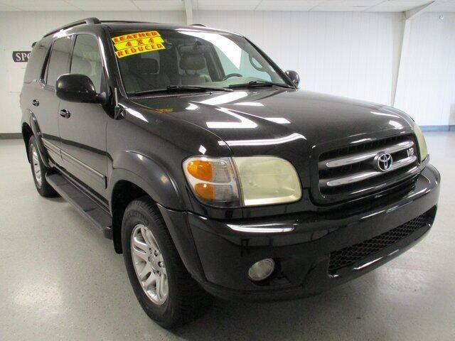 2003 Toyota Sequoia for sale at Sports & Luxury Auto in Blue Springs MO