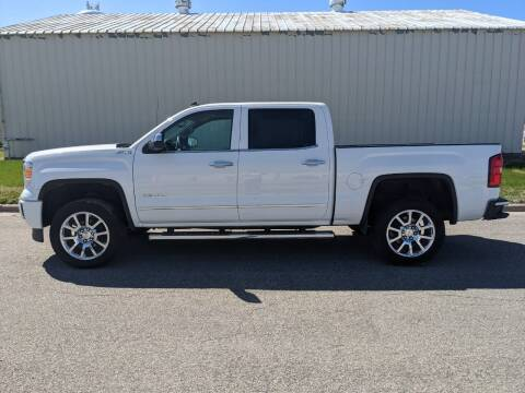 2014 GMC Sierra 1500 for sale at TNK Autos in Inman KS