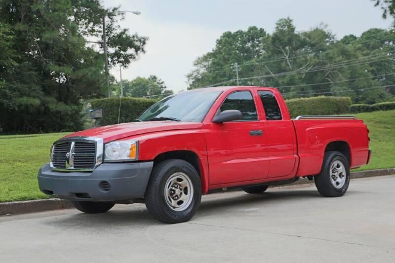 2005 Dodge Dakota for sale at Alpha Auto Solutions in Acworth GA