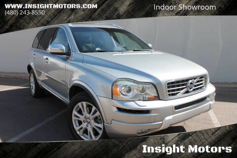2013 Volvo XC90 for sale at Insight Motors in Tempe AZ
