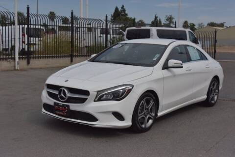 2018 Mercedes-Benz CLA for sale at Choice Motors in Merced CA
