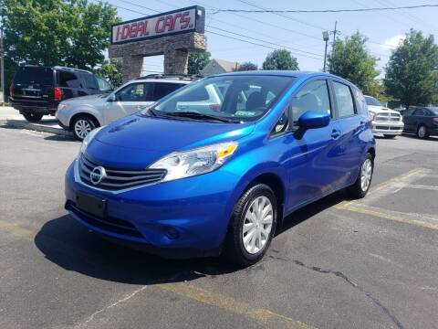 2015 Nissan Versa Note for sale at I-DEAL CARS in Camp Hill PA