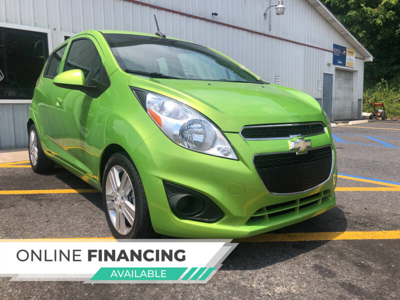 2014 Chevrolet Spark for sale at EZ Auto Group LLC in Lewistown PA