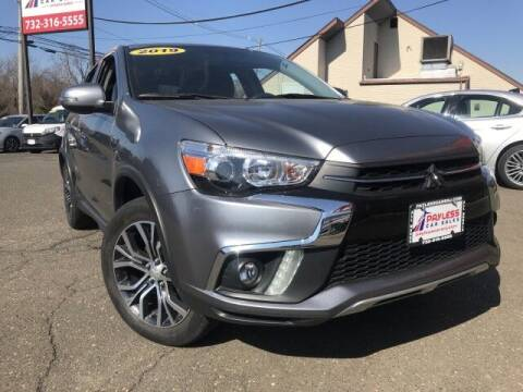 2019 Mitsubishi Outlander Sport for sale at PAYLESS CAR SALES of South Amboy in South Amboy NJ