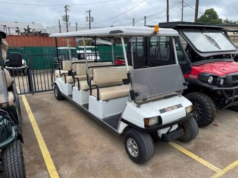 2012 Club Car Villager 8 Passenger Gas for sale at METRO GOLF CARS INC in Fort Worth TX