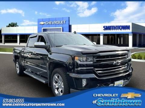 2017 Chevrolet Silverado 1500 for sale at CHEVROLET OF SMITHTOWN in Saint James NY