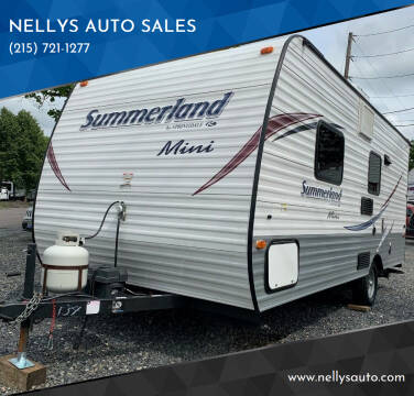 2015 Keystone SPRINGDALE SUMMERLAND for sale at NELLYS AUTO SALES in Souderton PA