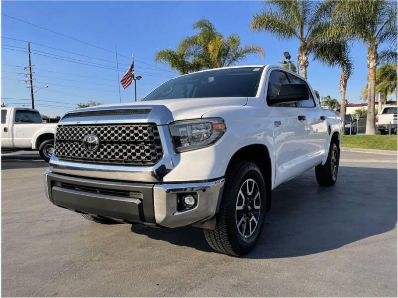 2018 Toyota Tundra for sale in Stanton, CA