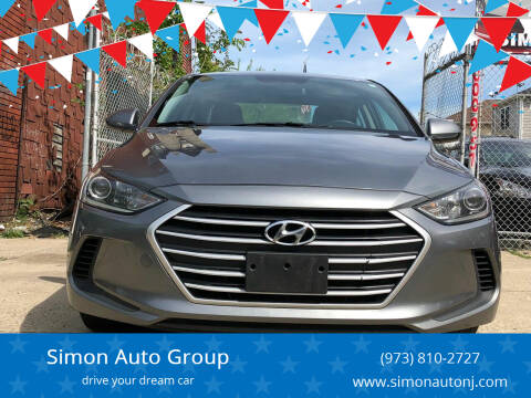2017 Hyundai Elantra for sale at Simon Auto Group in Newark NJ