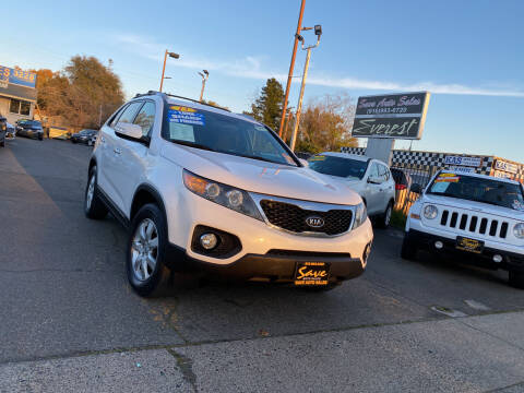 2013 Kia Sorento for sale at Save Auto Sales in Sacramento CA