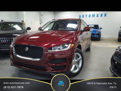 2017 Jaguar F-PACE for sale at Automaxx in Tampa FL