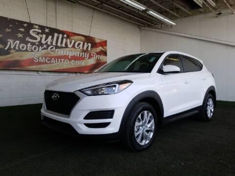 2020 Hyundai Tucson for sale at SULLIVAN MOTOR COMPANY INC. in Mesa AZ