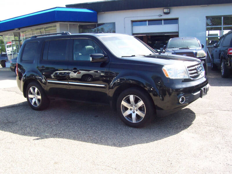 2014 Honda Pilot for sale at TOWER AUTO MART in Minneapolis MN