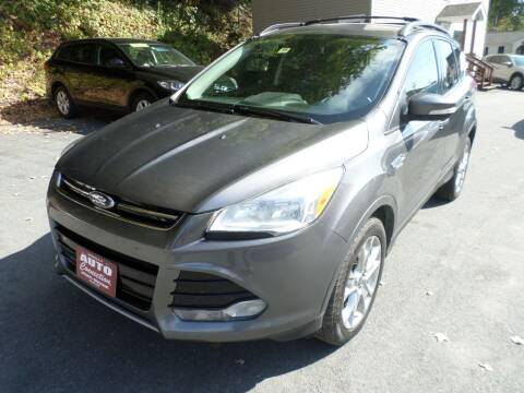 2013 Ford Escape for sale at AUTO CONNECTION LLC in Springfield VT