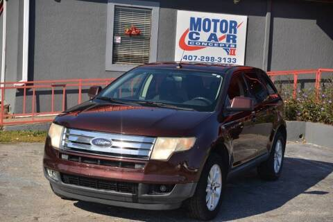 2010 Ford Edge for sale at Motor Car Concepts II - Kirkman Location in Orlando FL