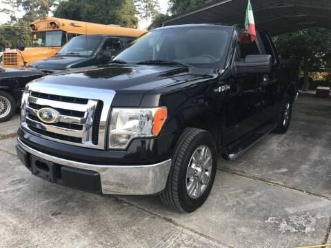 2009 Ford F-150 for sale at AUTO WOODLANDS in Magnolia TX
