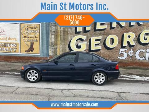 2000 BMW 3 Series for sale at Main St Motors Inc. in Sheridan IN