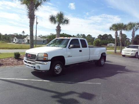2003 GMC Sierra 3500 for sale at First Choice Auto Inc in Little River SC