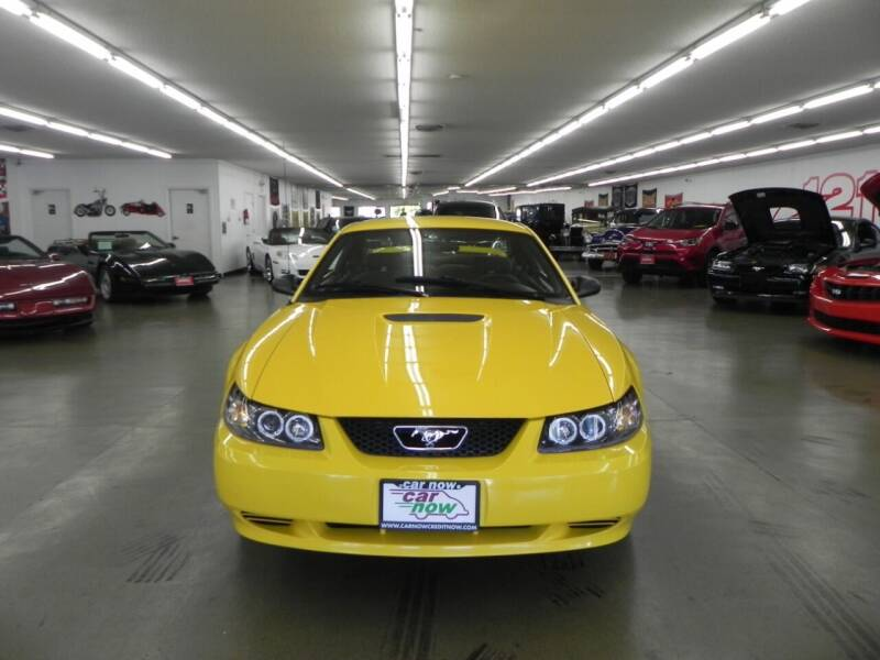 1999 Ford Mustang for sale at 121 Motorsports in Mount Zion IL