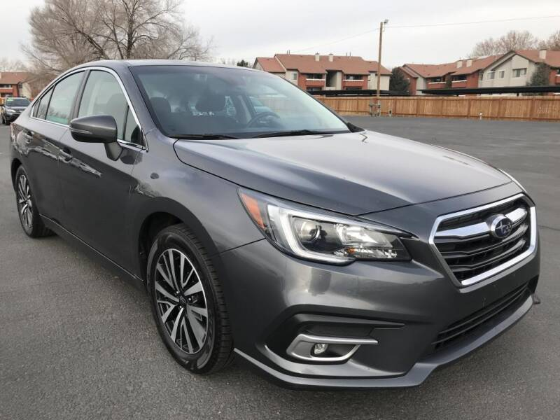 2018 Subaru Legacy for sale at INVICTUS MOTOR COMPANY in West Valley City UT