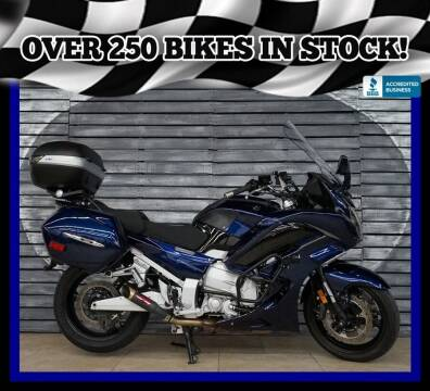 2016 Yamaha FJR1300 for sale at Motomaxcycles.com in Mesa AZ