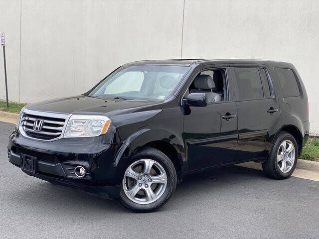 2014 Honda Pilot for sale at SEIZED LUXURY VEHICLES LLC in Sterling VA