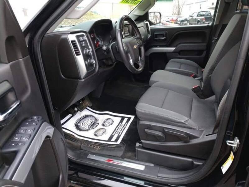 2015 Chevrolet Silverado 2500HD 4x4 LT 4dr Double Cab LB - Pittsfield MA