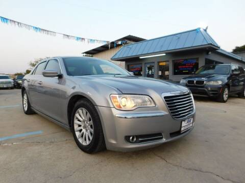 2013 Chrysler 300 for sale at AMD AUTO in San Antonio TX