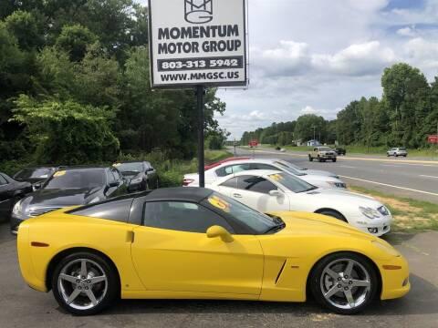 2007 Chevrolet Corvette for sale at Momentum Motor Group in Lancaster SC
