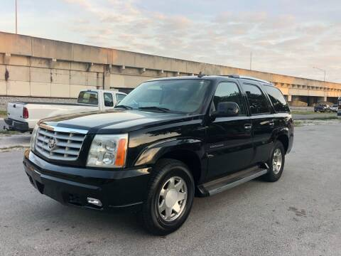 2006 Cadillac Escalade for sale at Florida Cool Cars in Fort Lauderdale FL