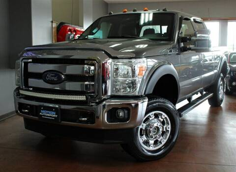 2012 Ford F-250 Super Duty for sale at Motion Auto Sport in North Canton OH