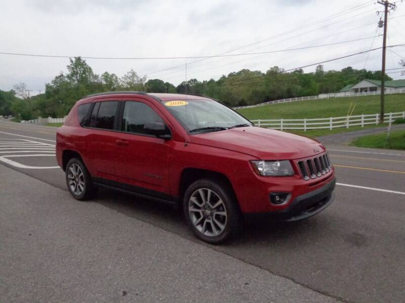 2016 Jeep Compass for sale at Car Depot Auto Sales Inc in Seymour TN