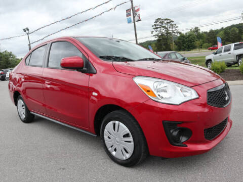2020 Mitsubishi Mirage G4 for sale at Viles Automotive in Knoxville TN