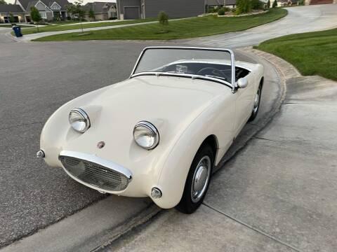 1959 Austin-Healey Sprite MKIII for sale at Euroasian Auto Inc in Wichita KS
