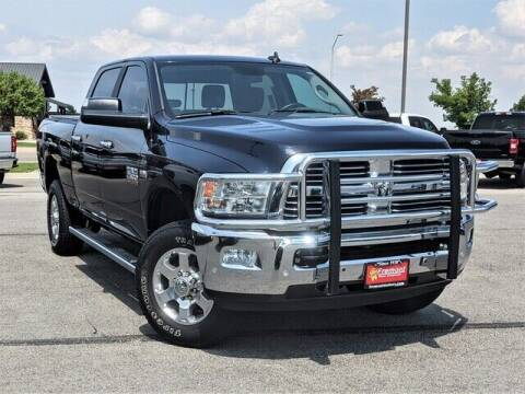 2016 RAM Ram Pickup 2500 for sale at Rocky Mountain Commercial Trucks in Casper WY