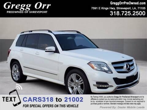 2015 Mercedes-Benz GLK for sale at Gregg Orr Pre-Owned Shreveport in Shreveport LA