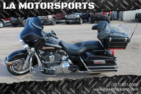 2005 Harley-Davidson ELECTRA GLIDE CLASSIC for sale at LA MOTORSPORTS in Windom MN