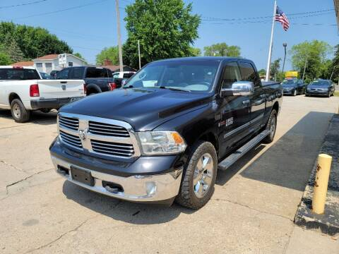 2015 RAM Ram Pickup 1500 for sale at Clare Auto Sales, Inc. in Clare MI