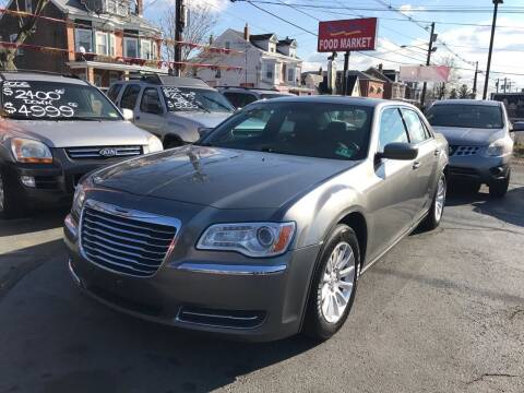 2012 Chrysler 300 for sale at Chambers Auto Sales LLC in Trenton NJ