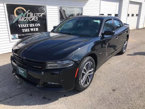 2018 Dodge Charger for sale at HILLTOP MOTORS INC in Caribou ME