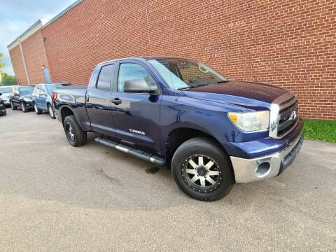 2012 Toyota Tundra for sale at Minnesota Auto Sales in Golden Valley MN