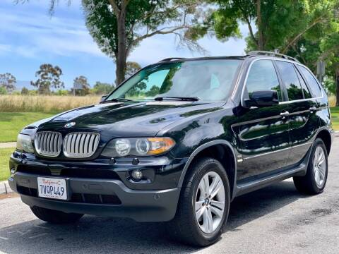 2005 BMW X5 for sale at Silmi Auto Sales in Newark CA