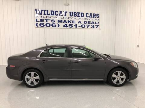 2011 Chevrolet Malibu for sale at Wildcat Used Cars in Somerset KY