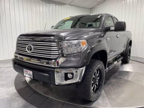 2015 Toyota Tundra for sale at HILAND TOYOTA in Moline IL