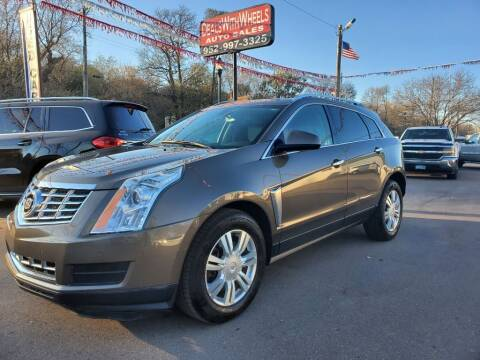 2015 Cadillac SRX for sale at Dealswithwheels in Inver Grove Heights MN