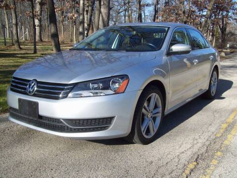 2014 Volkswagen Passat for sale at Edgewater of Mundelein Inc in Wauconda IL