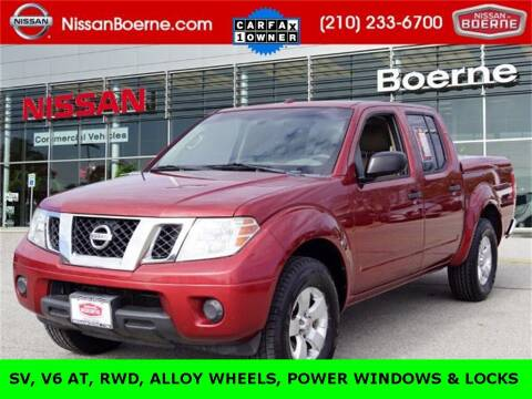 2013 Nissan Frontier for sale at Nissan of Boerne in Boerne TX
