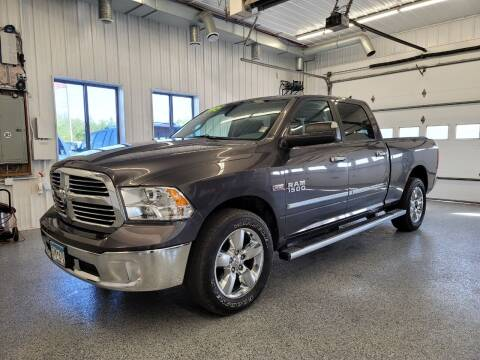 2015 RAM Ram Pickup 1500 for sale at Sand's Auto Sales in Cambridge MN