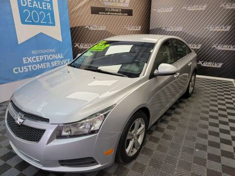 2013 Chevrolet Cruze for sale at X Drive Auto Sales Inc. in Dearborn Heights MI