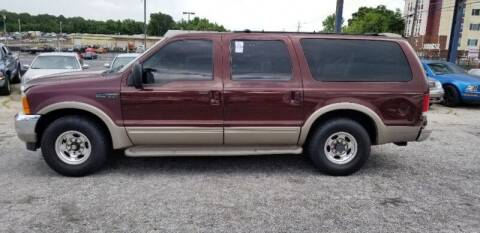2000 Ford Excursion for sale at DREWS AUTO SALES INTERNATIONAL BROKERAGE in Atlanta GA